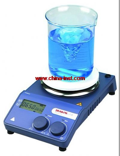 数显型磁力搅拌器(加热&不加热)(Digital Hotplate Magnetic Stirrer & Digital Magnetic Stirrer)